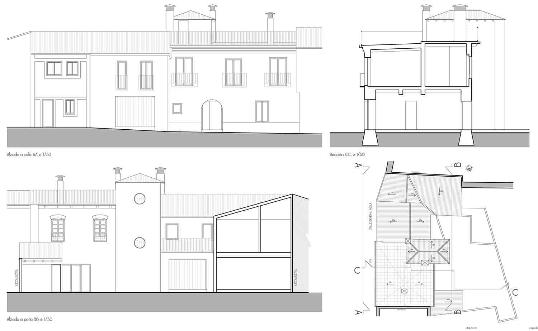 Alzados 18, Crisalida Arquitectura