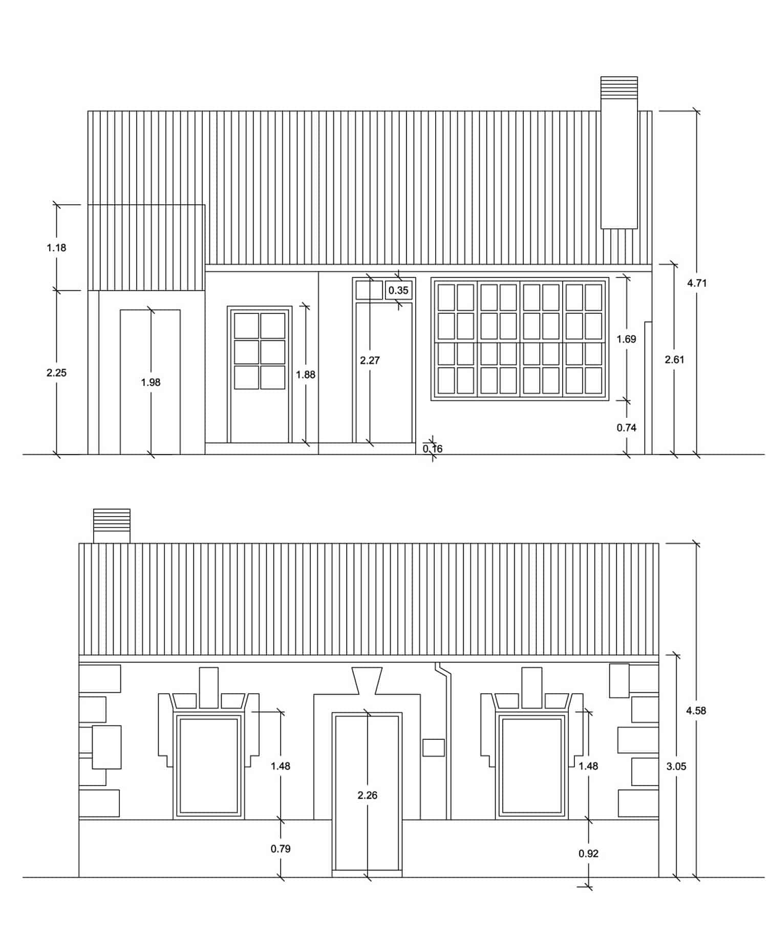 Alzados 20, Crisalida Arquitectura