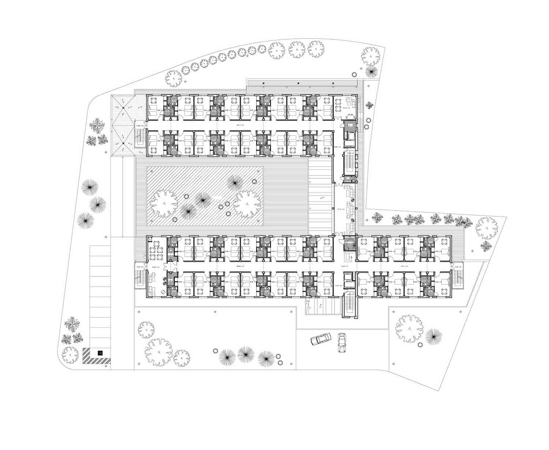 Planta Segunda, Crisalida Arquitectura